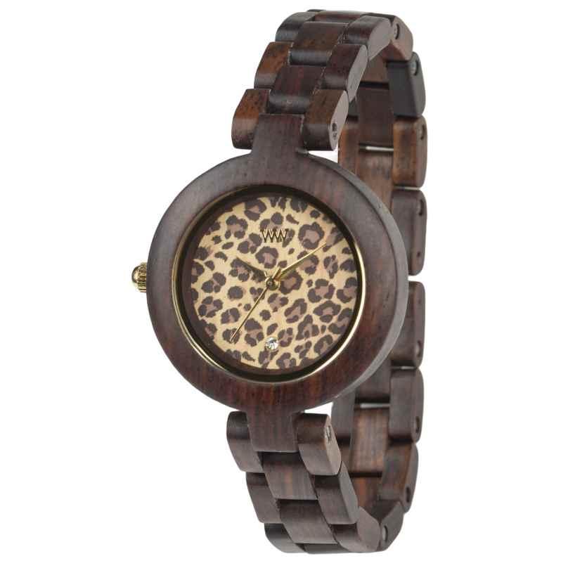WeWood WW22002 Pardus Chocolate Damenuhr 0610373988449