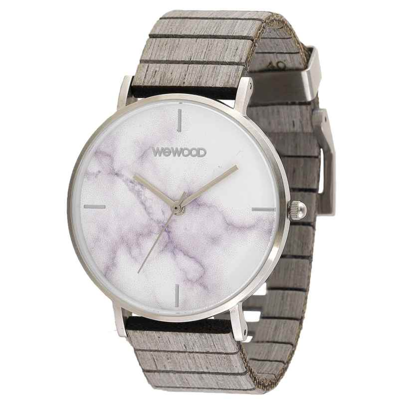 WeWood WW48005 Damenuhr Aurora Marble Grey 0725350508395