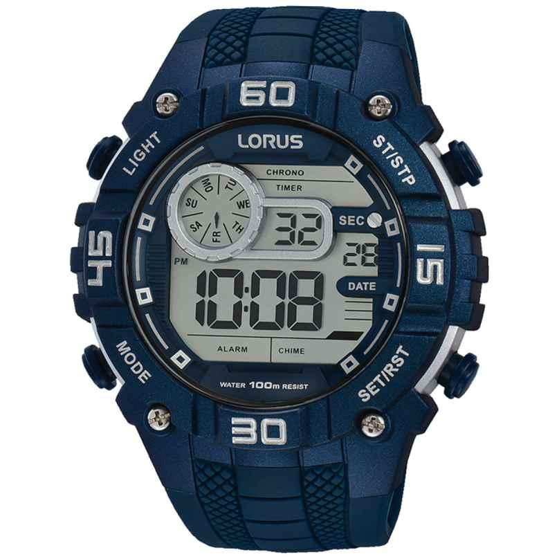 Lorus R2357LX9 Herren-Digitaluhr Chronograph 4894138335440