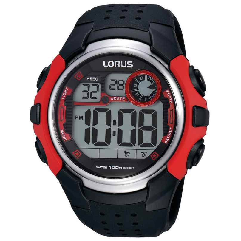 Lorus R2393KX9 Herrenuhr Digital-Chronograph 4894138331824