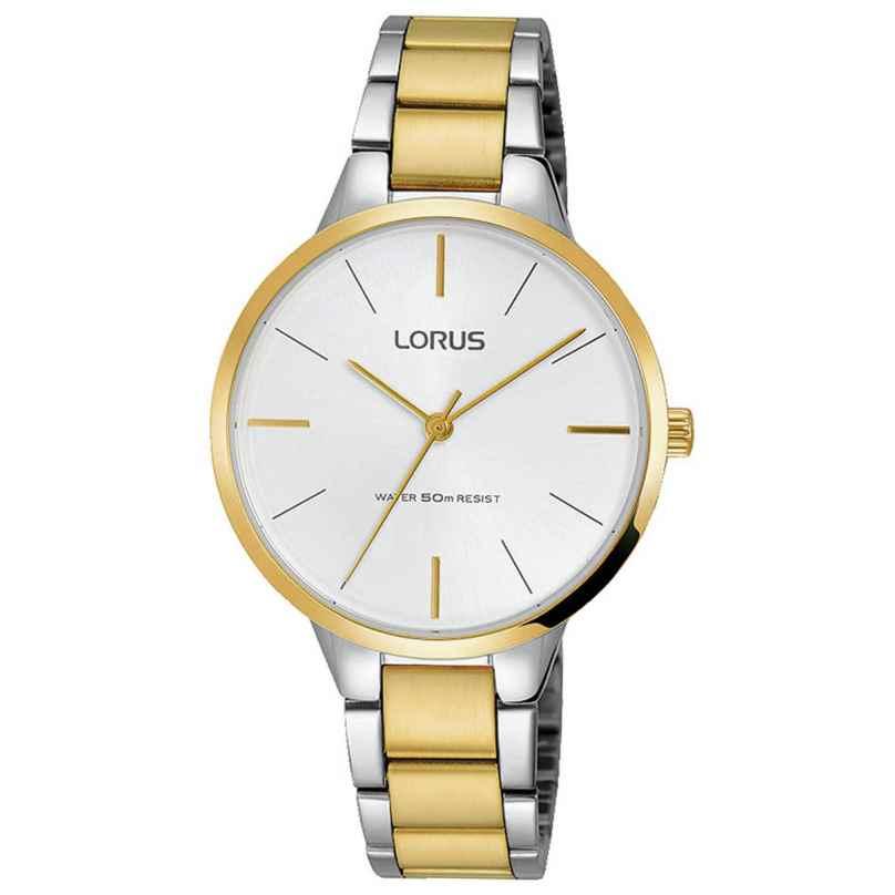 Lorus RRS02WX9 Damenuhr Bicolor 4894138333675