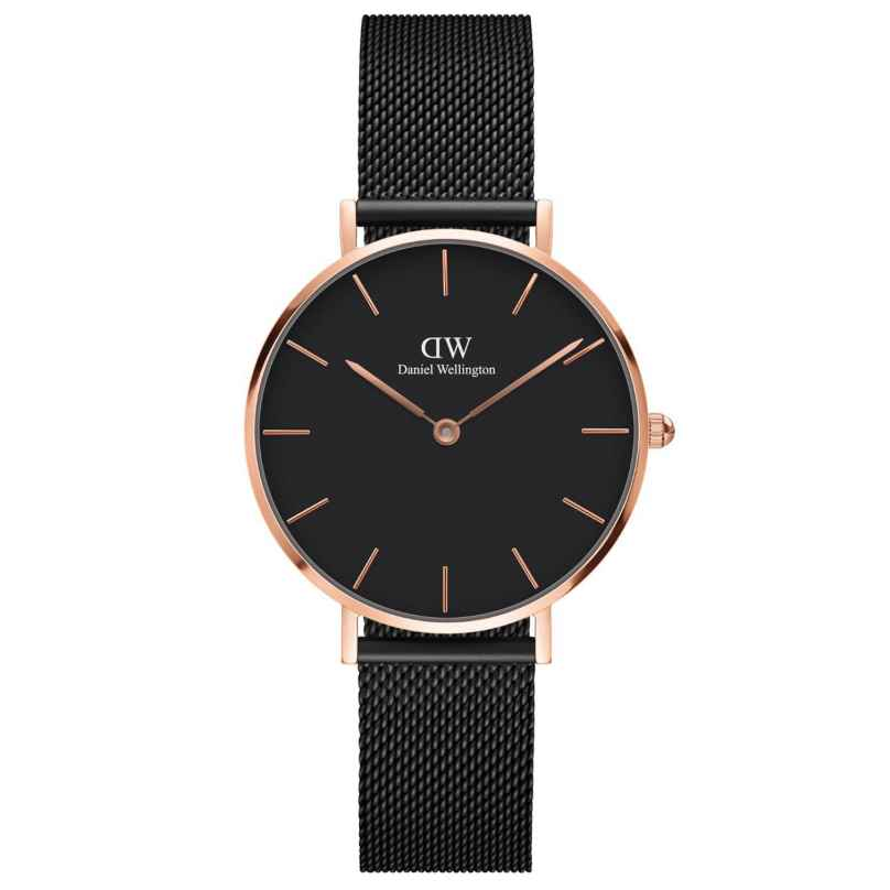 Daniel Wellington DW00100201 Damenuhr Classic Petite Ashfield 32 mm 7350068246319