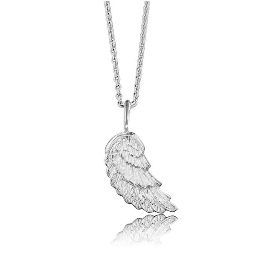 Herzengel HEN-WING Kinder-Halskette mit Flügel-Anhänger 4260415992925