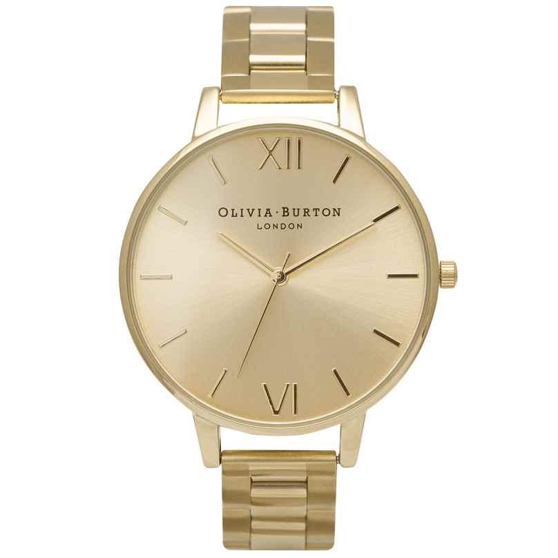 Olivia Burton OB13BL08BS Big Dial Damen-Uhr 5060213303324