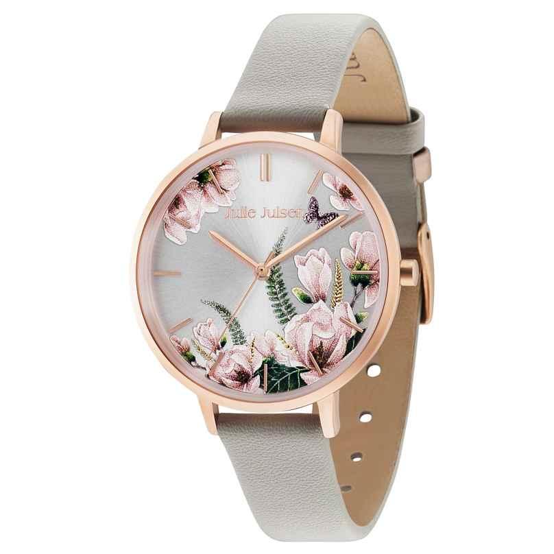 Julie Julsen JJW30RGL-8 Damenuhr Romance Rosé Grey 9120073588098
