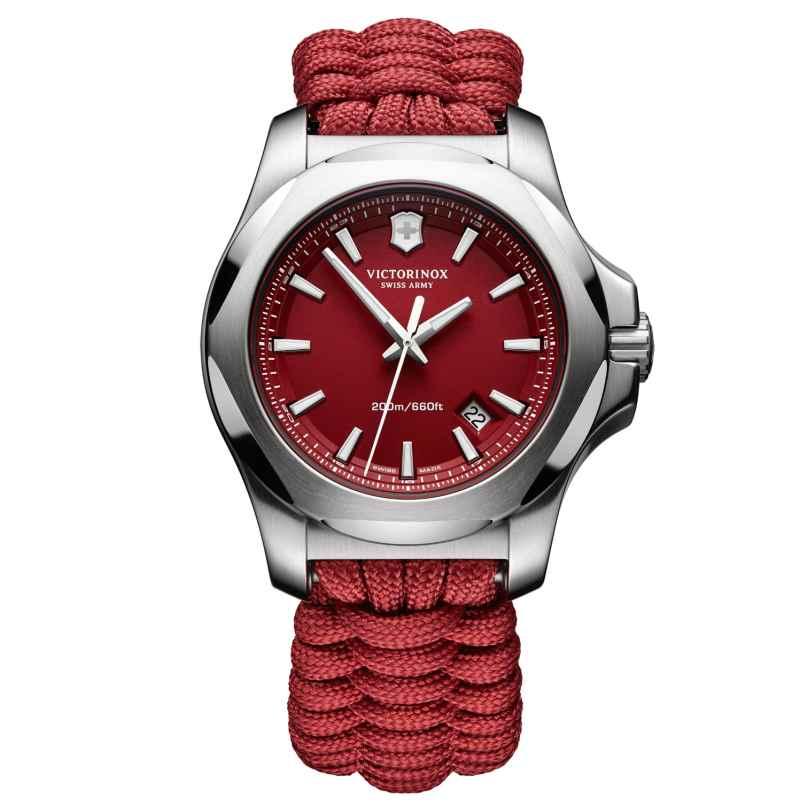 Victorinox 241744 I.N.O.X. Paracord Uhr Rot 7630000723147