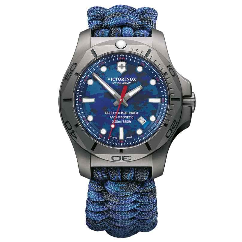 Victorinox 241813 Men's Watch Set I.N.O.X. Professional Diver Titanium 7630000733139