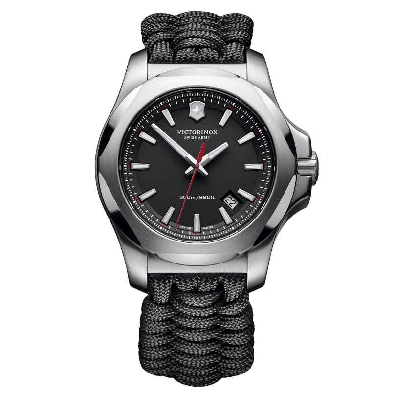 Victorinox 241726 I.N.O.X. Armbanduhr Schwarz 7630000721068