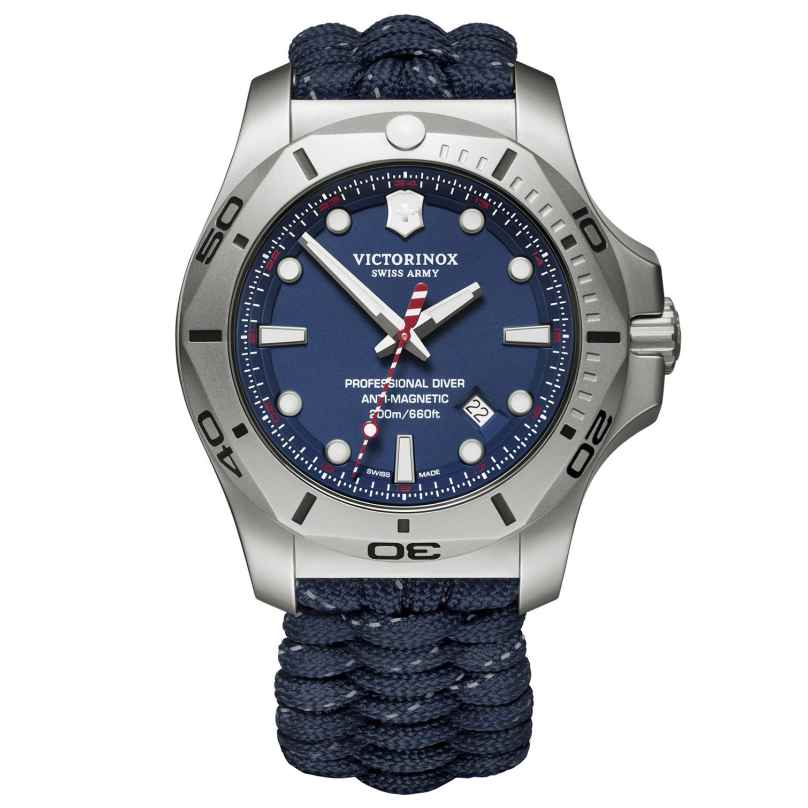 Victorinox 241843 Herrenuhr I.N.O.X. Professional Diver mit 2 Armbändern 7630000735553