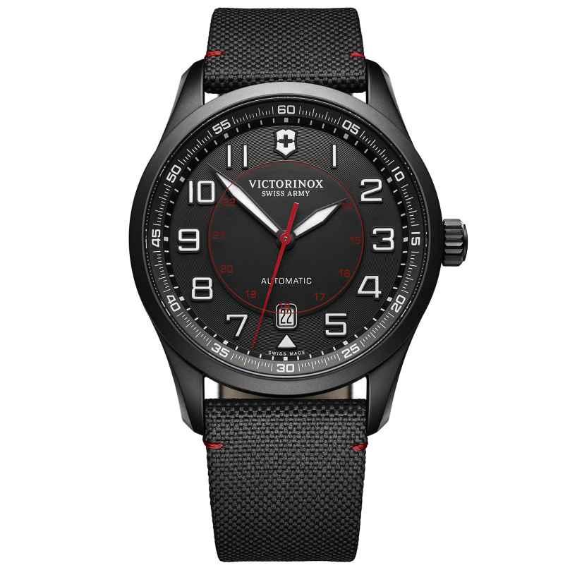 Victorinox 241720 AirBoss Mechanical Black Edition Herrenuhr 7630000720221