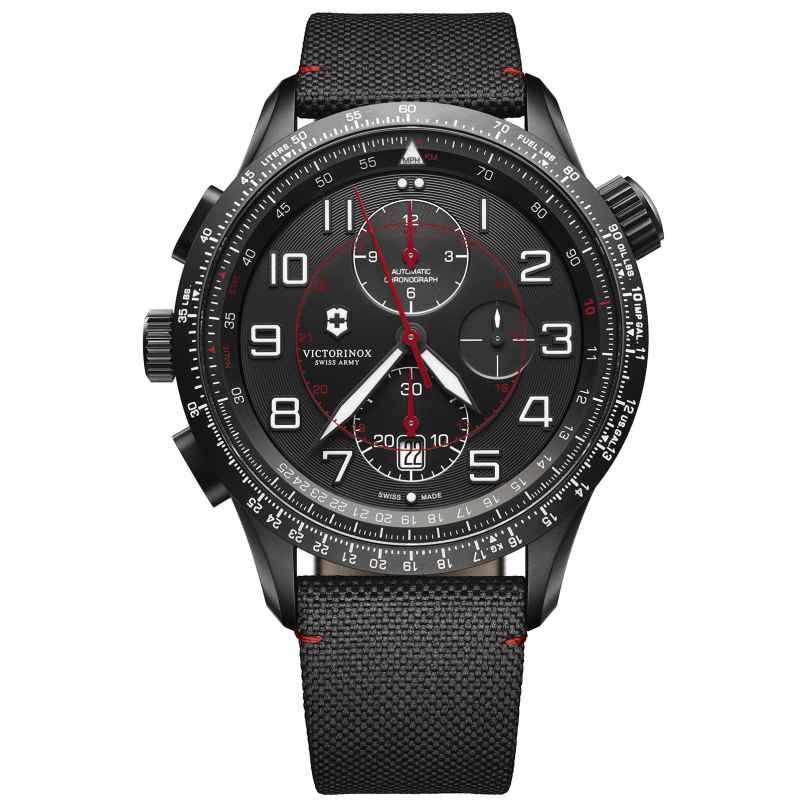 Victorinox 241716 AirBoss Mach 9 Black Edition Automatikuhr 7630000720191