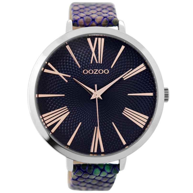 Oozoo C9215 Damenuhr Dunkler Regenbogen 48 mm 9879012520469