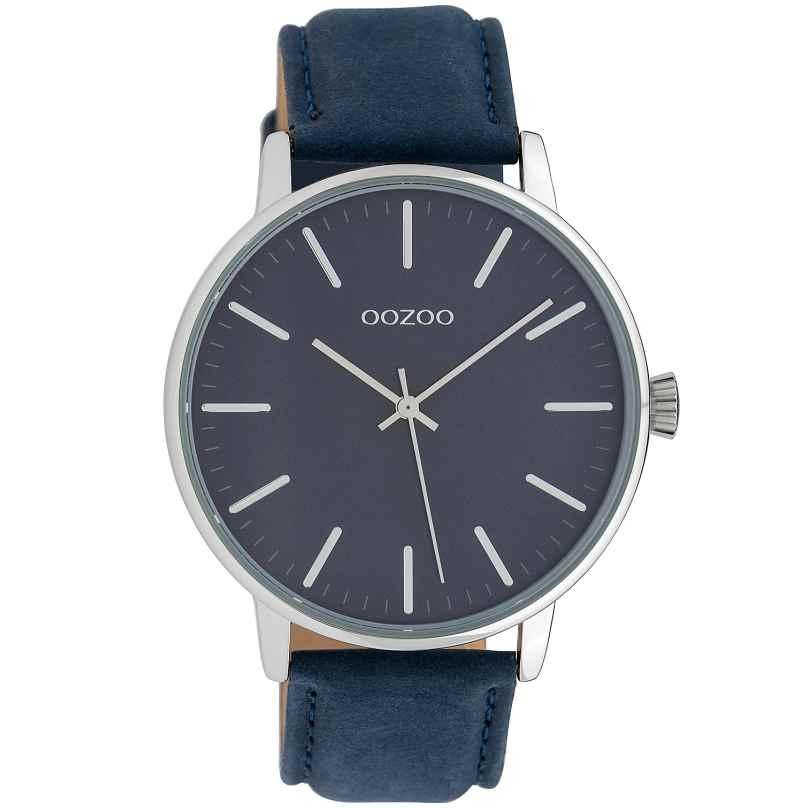 Oozoo C10044 Damen-Armbanduhr Dunkelblau 42 mm 8719929010657