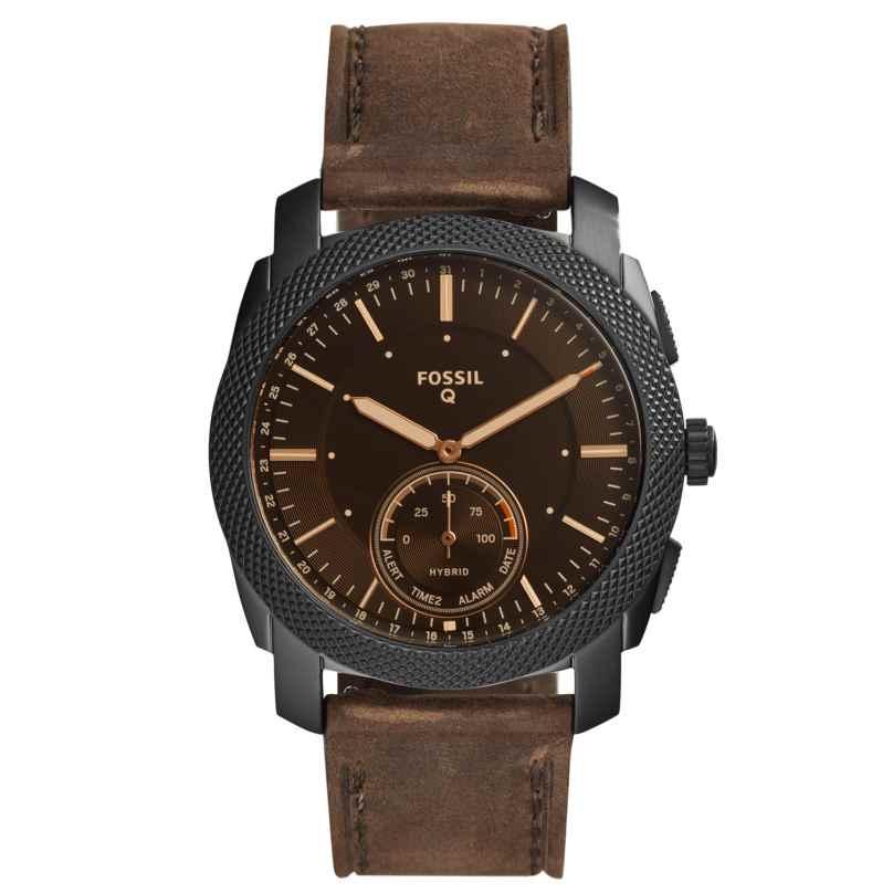 Fossil Q FTW1163 Hybrid Herren-Smartwatch Machine 4053858961111