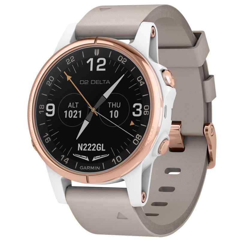 Garmin 010-01987-31 D2 Delta S GPS-Pilotenuhr Smartwatch 0753759219963