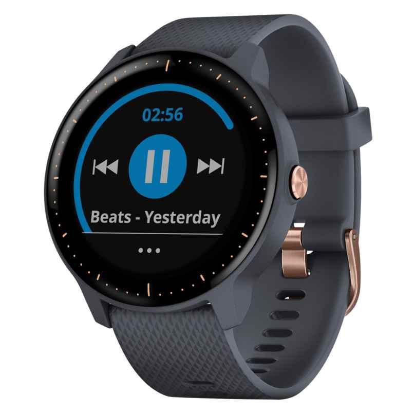 Garmin 010-01985-32 vivoactive 3 Music GPS-Multisport-Smartwatch 0753759215804