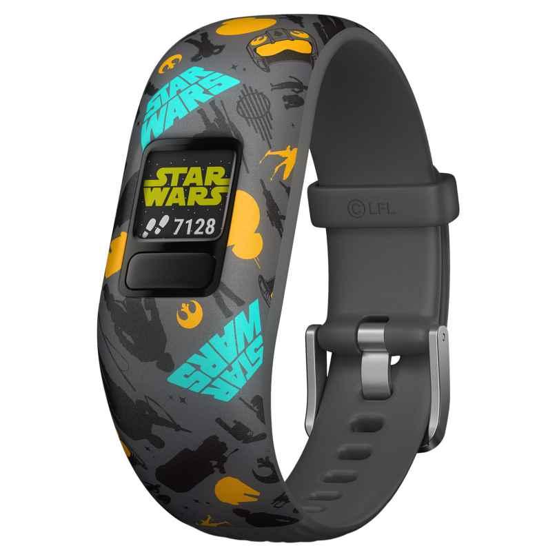 Garmin 010-01909-11 vivofit jr. 2 Star Wars Aktivitäts-Tracker für Kinder 0753759187026