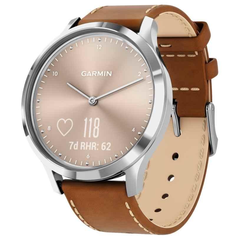 Garmin 010-01850-AA vivomove HR Premium Fitness Tracker Smartwatch 0753759229009