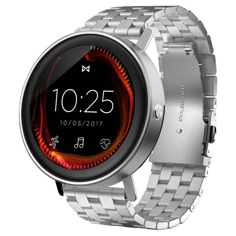 Misfit MIS7007 Vapor Smartwatch Edelstahl 4051432203282