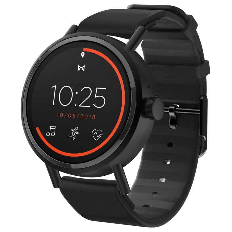 Misfit MIS7100 Vapor 2 Smartwatch 41 mm Schwarz 4013496070163