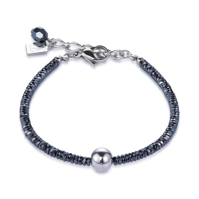 Coeur de Lion 4932/30-1700 Ladies' Bracelet Haematite 4250409699008