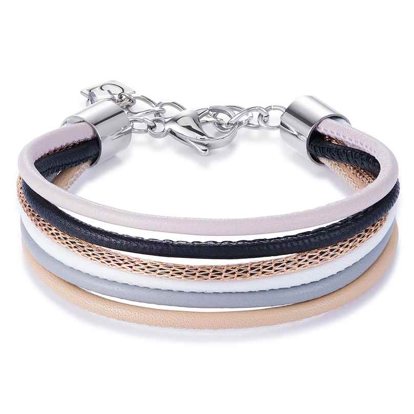Coeur de Lion 0120/30-1523 Damen-Armband Natur 4250409699862
