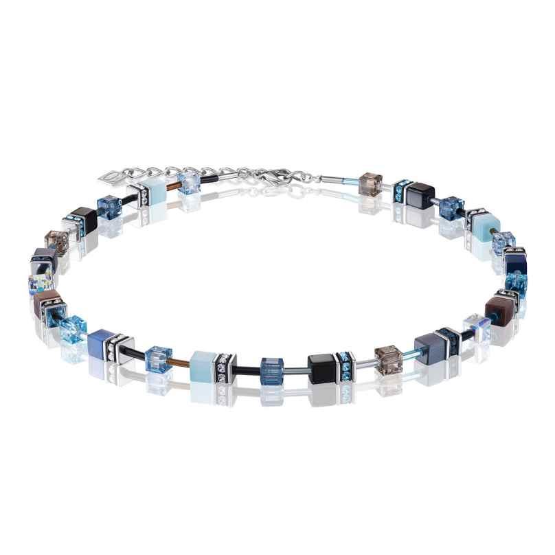 Coeur de Lion 2838/10-0737 Damen-Collier Blau/Aqua 4250409697493