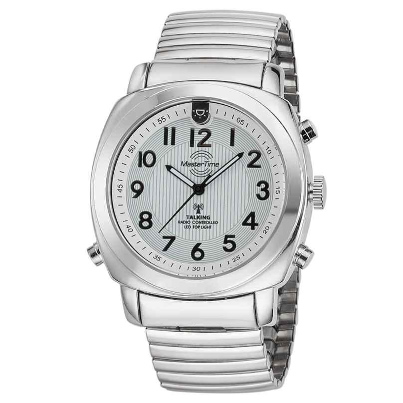 Master Time MTGA-10633-11M Sprechende Funkuhr 4260503031963