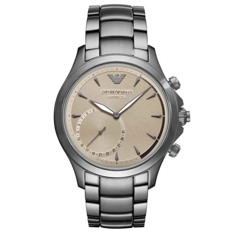 Emporio Armani Connected ART3017 Hybrid Smartwatch für Herren 4053858984806