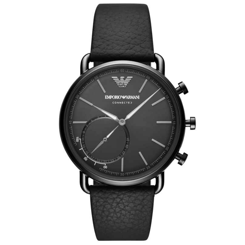 Emporio Armani Connected ART3030 Herrenuhr Hybrid Smartwatch 4053858931022