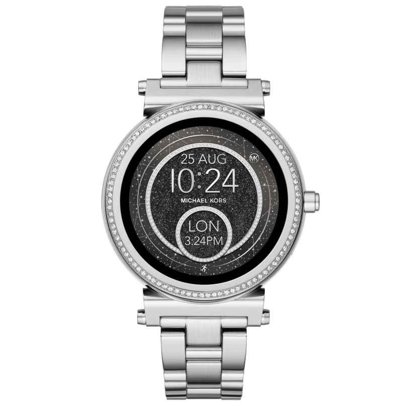Michael Kors Access MKT5020 Damen-Smartwatch Sofie Pavé 4053858919150