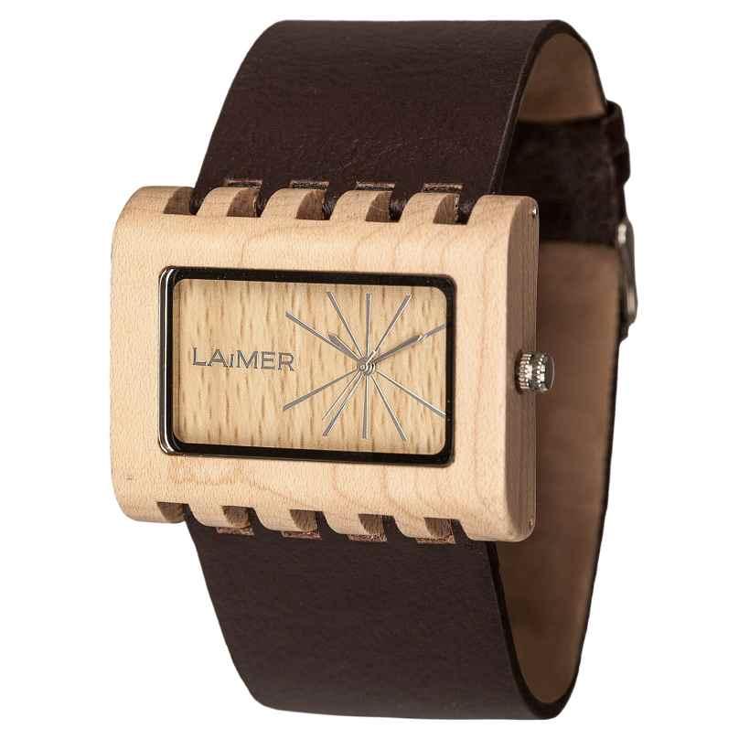 Laimer 0024 Damen-Holzuhr Laura 0700153860369