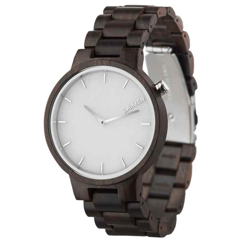 Laimer 0069 Wooden Watch Marmo 4260498090099