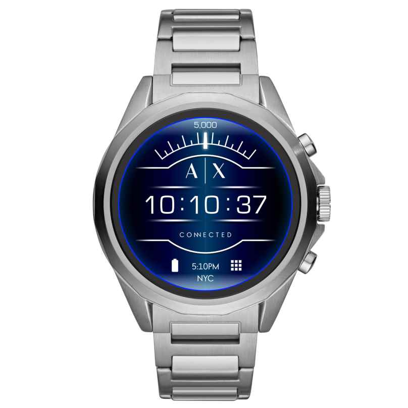 Armani Exchange Connected AXT2000 Herrenuhr Touchscreen Smartwatch 4013496056396