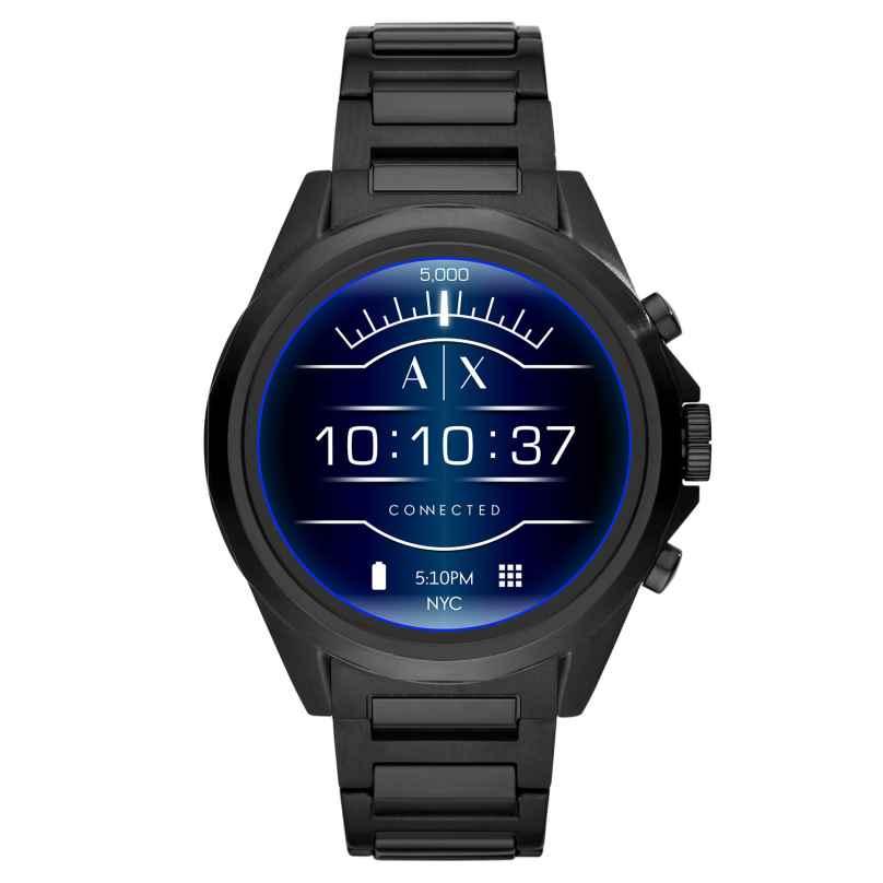 Armani Exchange Connected AXT2002 Herrenuhr Touchscreen Smartwatch 4013496056136