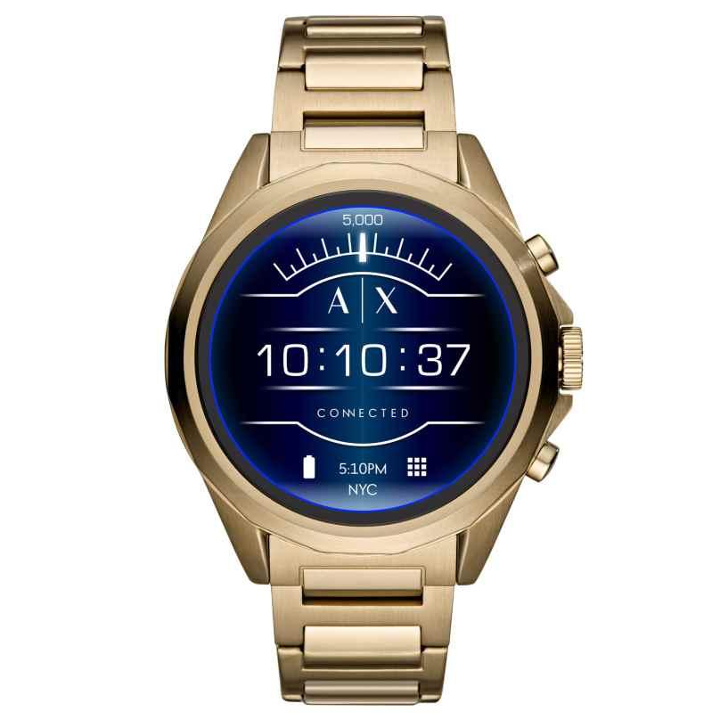 Armani Exchange Connected AXT2001 Touchscreen Herren-Smartwatch 4013496056129