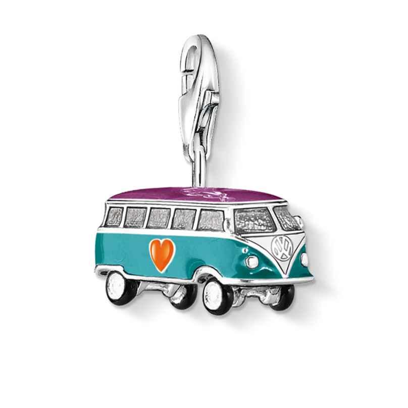 Thomas Sabo 0881-007-7 Charm-Anhänger VW-Bus 4051245060027