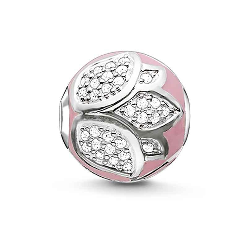 Thomas Sabo Bead Pink Lotus Blossom K0203 041 9