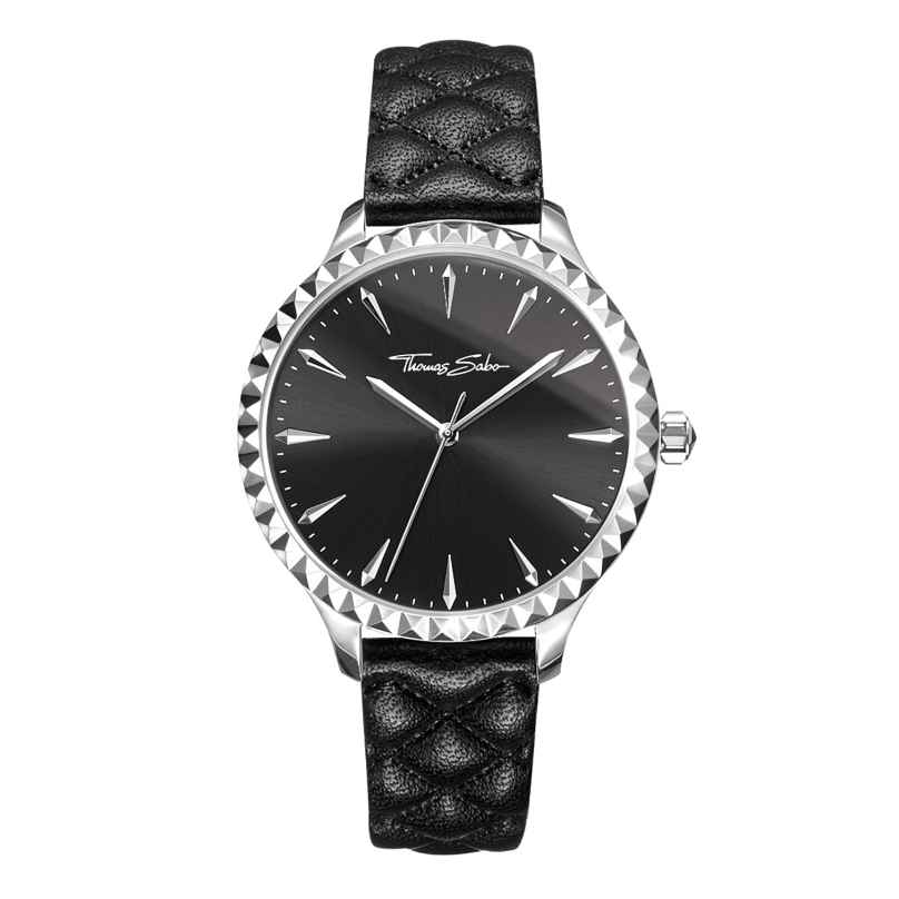 Thomas Sabo WA0321 Damenuhr Rebel at Heart Women 4051245358223