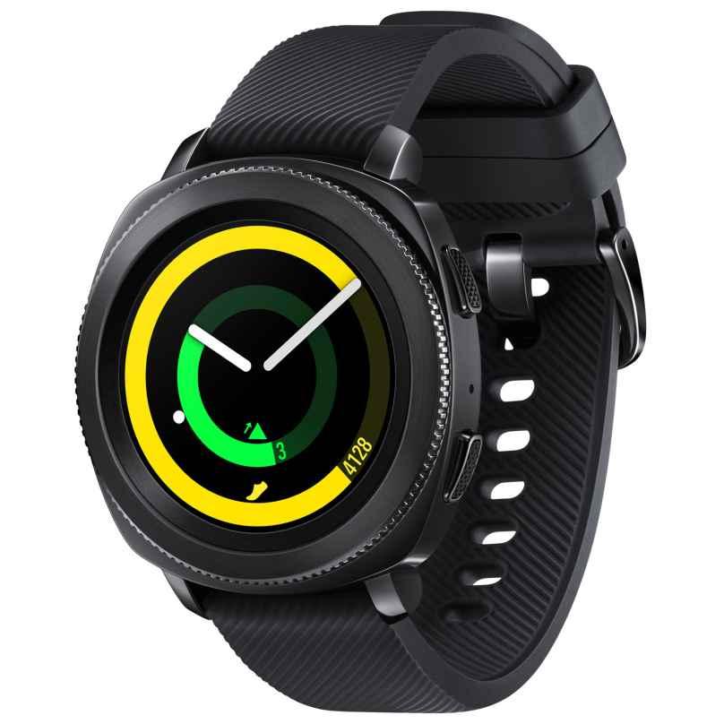 Samsung SM-R600 Smartwatch Gear Sport Schwarz 8806088950969
