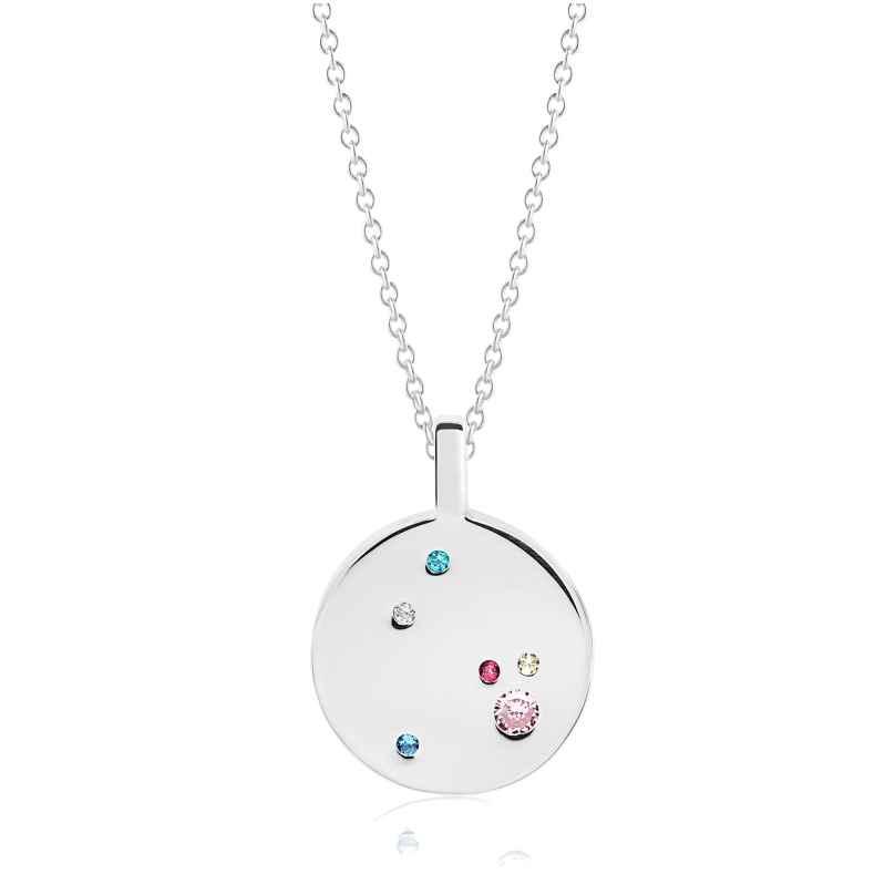 Sif Jakobs Jewellery SJ-P1032-XCZ/45 Silber-Halskette Valiano 5710698057631