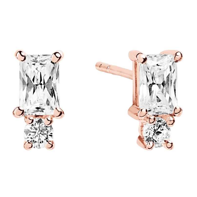 Sif Jakobs Jewellery SJ-E1299-CZ(RG) Ohrringe Antella Piccolo Rosè 5710698049438