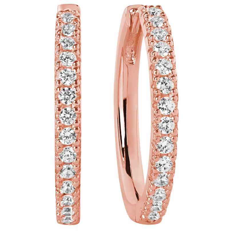 Sif Jakobs Jewellery SJ-E2869-CZ(RG) Ohrringe Creolen Ellera Grande 5710698061522