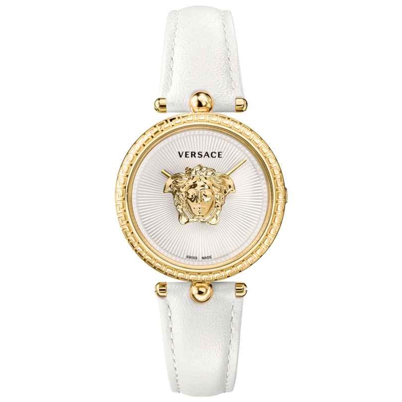 Versace VECQ00218 Damenuhr Palazzo Empire Weiß 7630030531811