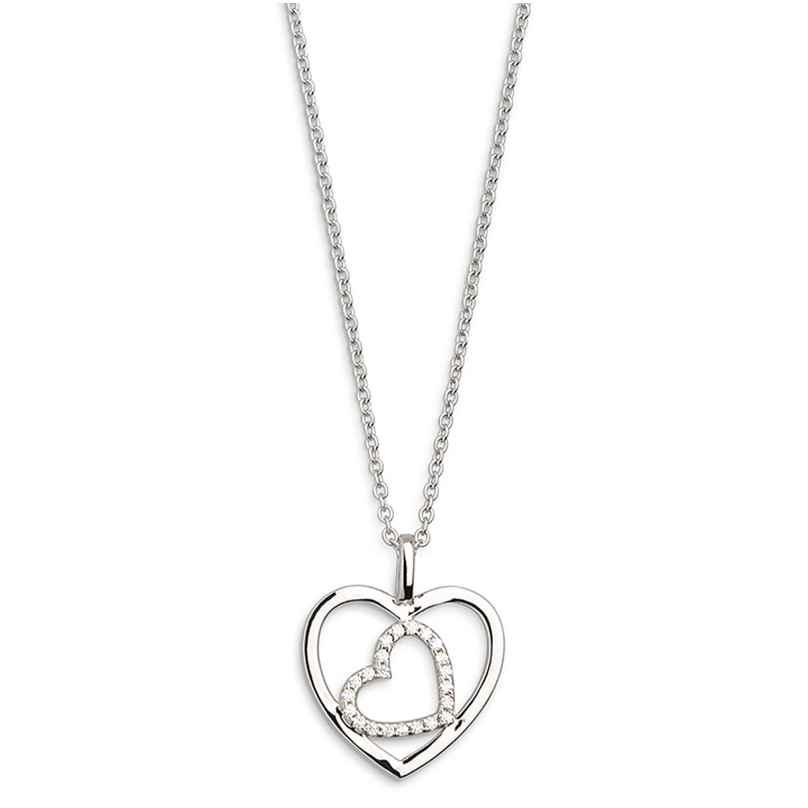 Xenox XS2775 Silber-Halskette für Damen Love Story 9010050000074