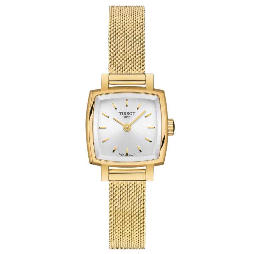 Tissot T058.109.33.031.00 Damenuhr Lovely Square 7611608288283