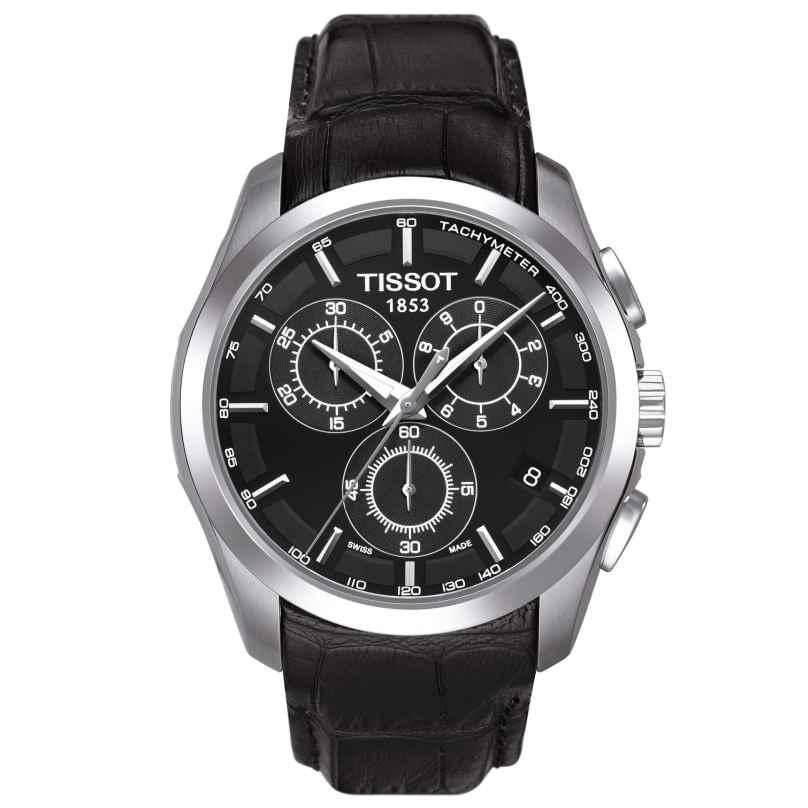 Tissot T035.617.16.051.00 Herrenarmbanduhr Couturier Quarz 7611608241769