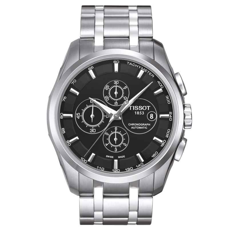 Tissot T035.627.11.051.00 Herrenuhr Chronograph Couturier Automatic 7611608241813
