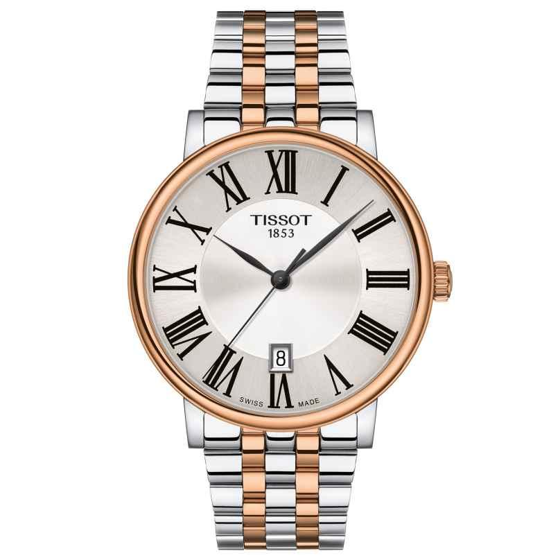 Tissot T122.410.22.033.00 Men´s Wrist Watch Carson Premium 7611608290392