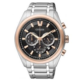 Citizen CA4014-57E Eco-Drive Titanium Mens Chronograph